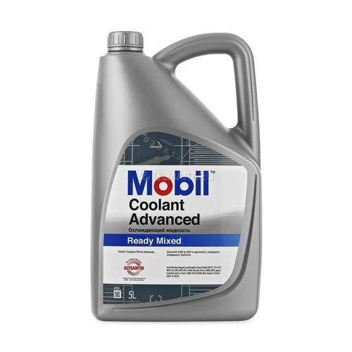 Mobil Coolant Advanced Ready Mix