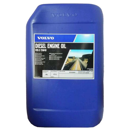 VOLVO DIESEL ENGINE OIL SAE 15W-40 VDS-3