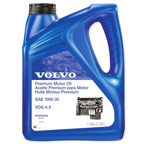 VOLVO ENGINE OIL SAE 10W-30 VDS-4.5