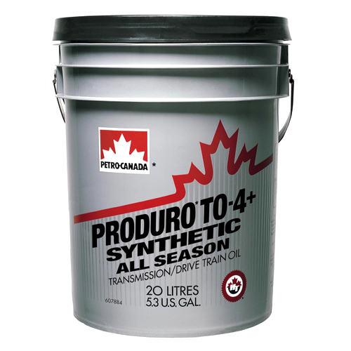 PETRO-CANADA PRODURO TO-4+ SYNTHETIC ALL SEASON