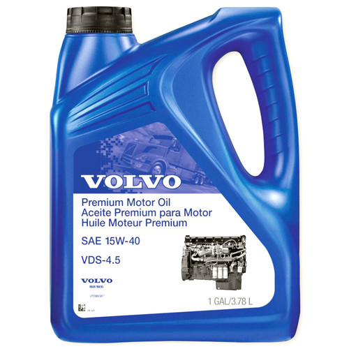 VOLVO ENGINE OIL SAE 15W-40 VDS-4.5