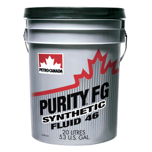PETRO-CANADA PURITY FG SYNTHETIC 46 FLUID