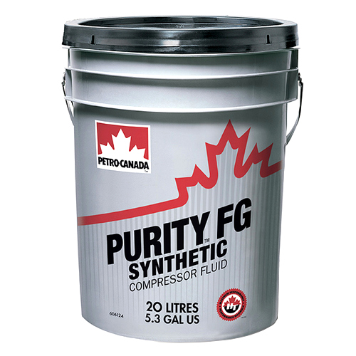 PETRO-CANADA PURITY FG SYNTHETIC 100 FLUID