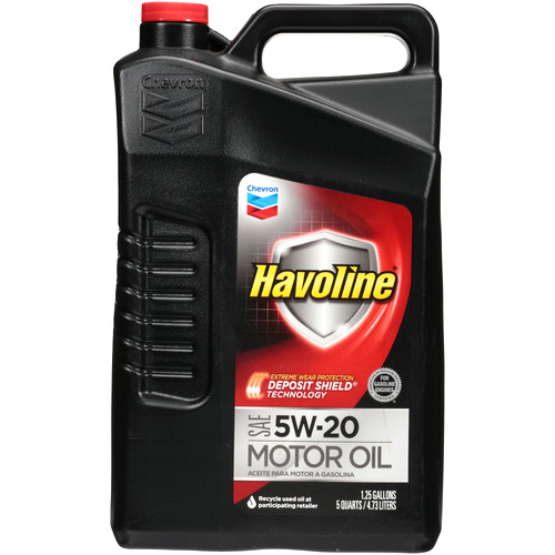 Chevron Havoline 5W-20
