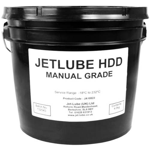JET-LUBE HDD Auto / HDD Manual