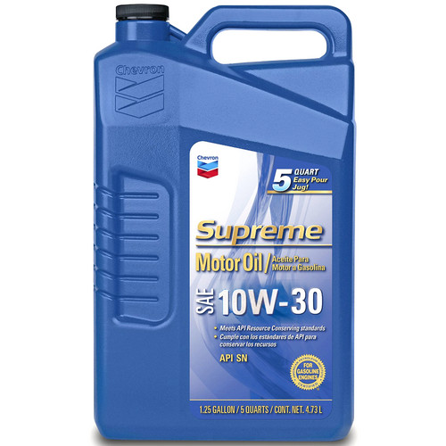 Chevron Supreme 10W-30