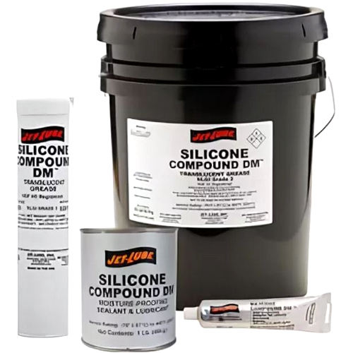 JET-LUBE SILICONE COMPOUND DM