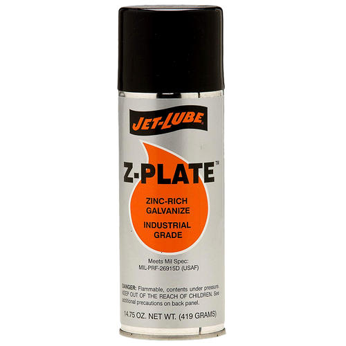 JET-LUBE Z-PLATE