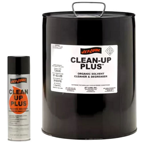JET-LUBE CLEAN-UP PLUS