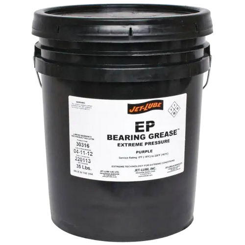 JET-LUBE EP BEARING GREASE