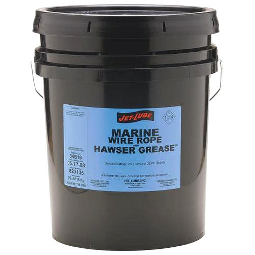 JET-LUBE MARINE WIRE ROPE & HAWSER GREASE