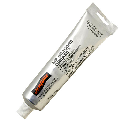 JET-LUBE MP SILICONE GREASE