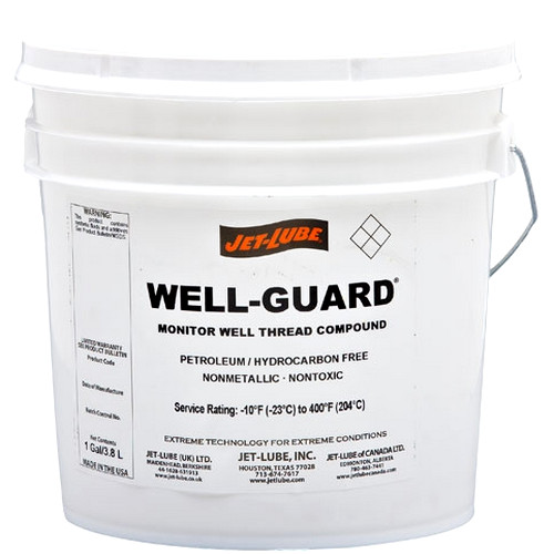 JET-LUBE WELL-GUARD