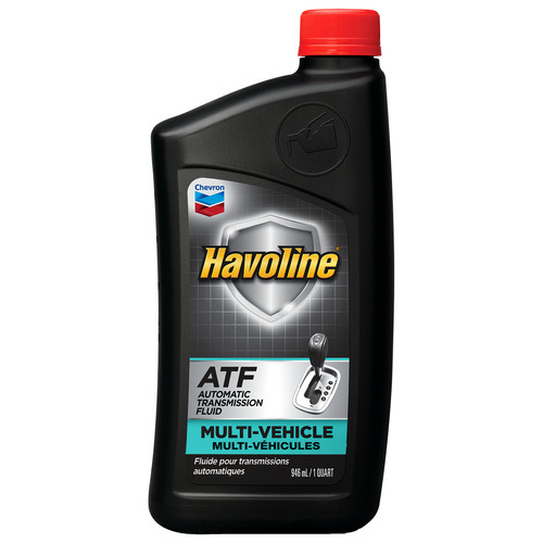 Chevron Havoline Multi-Vehicle ATF