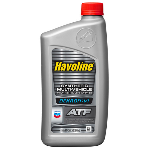 Chevron Havoline Synthetic ATF Multi-Vehicle DEXRON-VI
