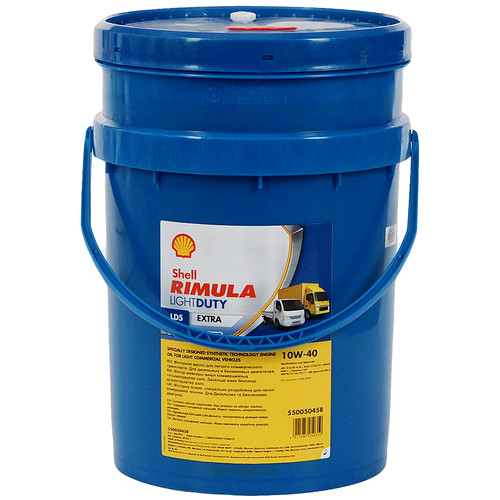Shell Rimula Light Duty LD5 Extra 10W-40
