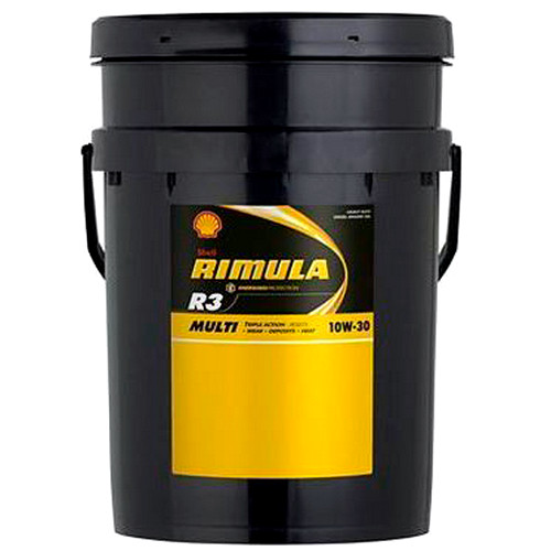Shell Rimula R3 Multi 10W-30
