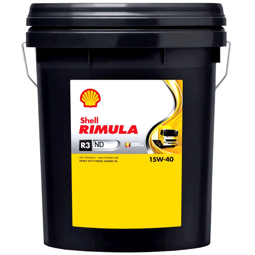Shell Rimula R3 ND 15W-40