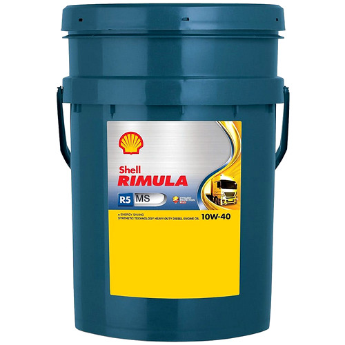 Shell Rimula R5 MS 10W-40