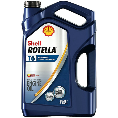Shell Rotella T6 0W-40