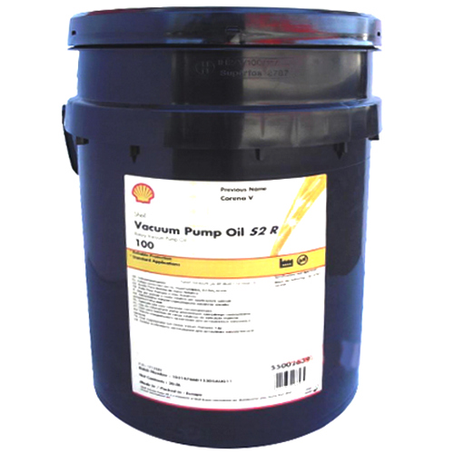Shell Vacuum Pump Oil S2 R 100
