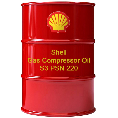 Shell Gas Compressor S3 PSN 220