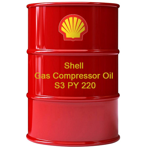 Shell Gas Compressor Oil S3 PY 220