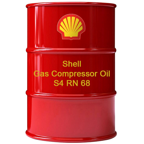 Shell Gas Compressor Oil S4 RN 68