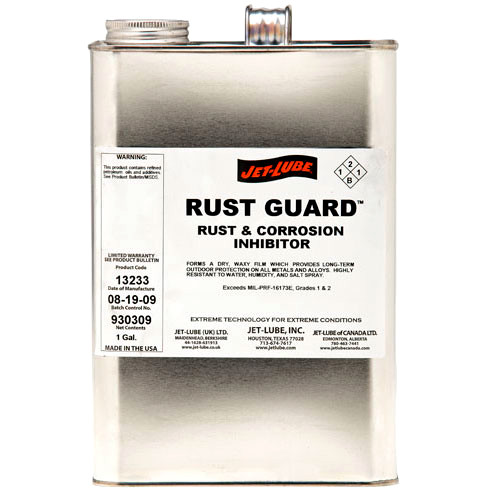 JET-LUBE RUST-GUARD