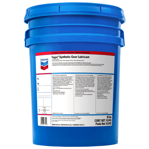 Chevron Tegra Synthetic Gear Lubricant 150