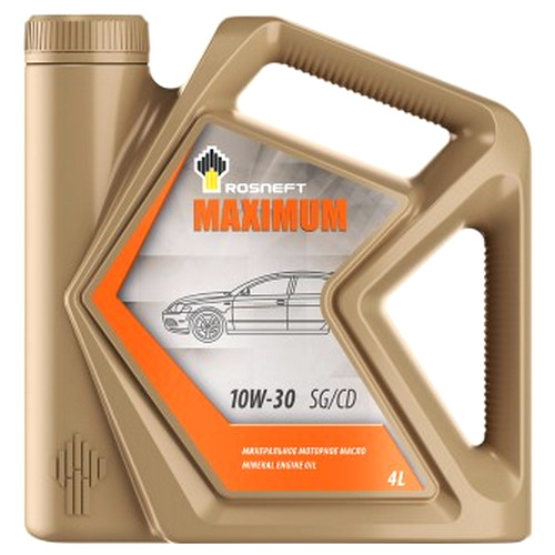 Rosneft Maximum 10W-30