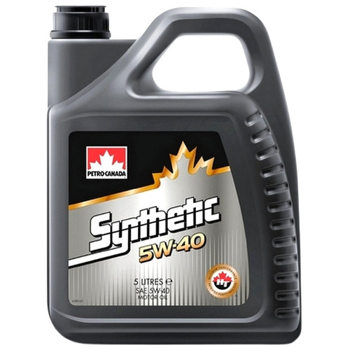 PETRO-CANADA EUROPE SYNTHETIC 5W-40
